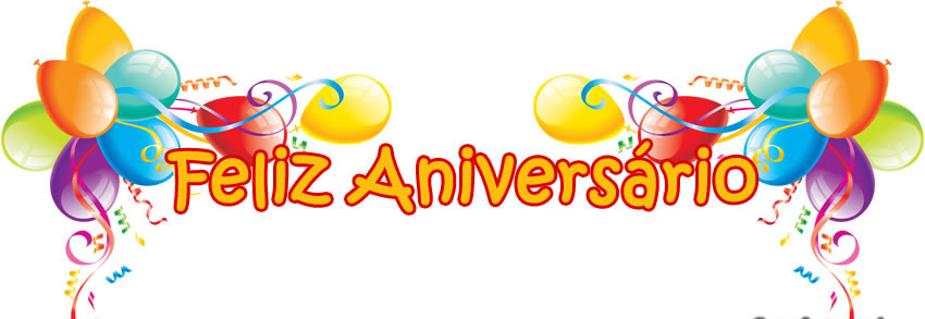 Banner Feliz Aniversario: Arte Gratis + Frete Gratis