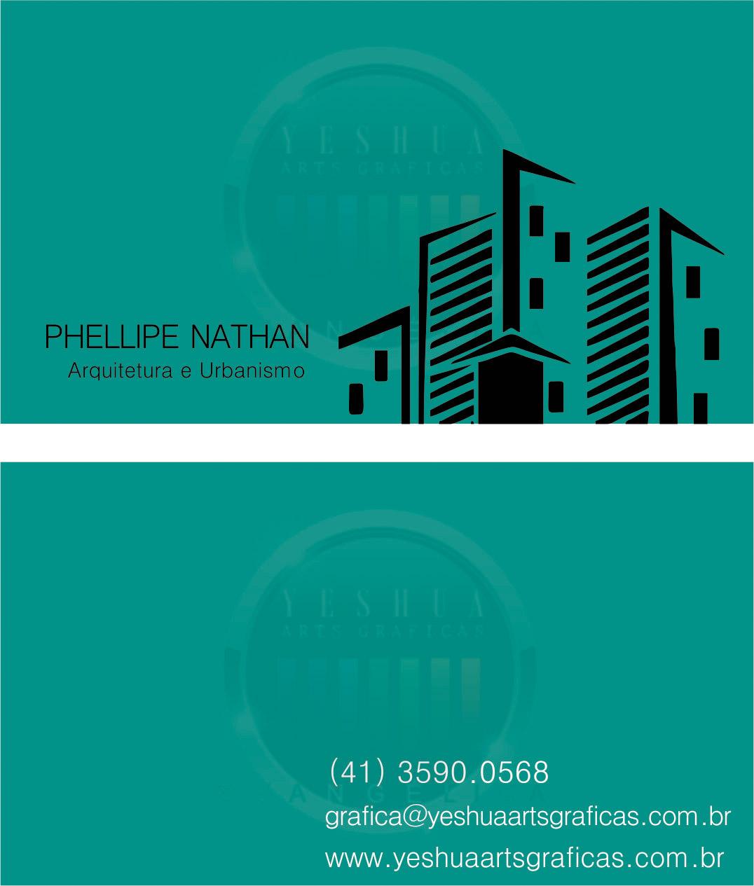 Muito Cartão de Visita Arquiteto | Arte e Frete Grátis NW84