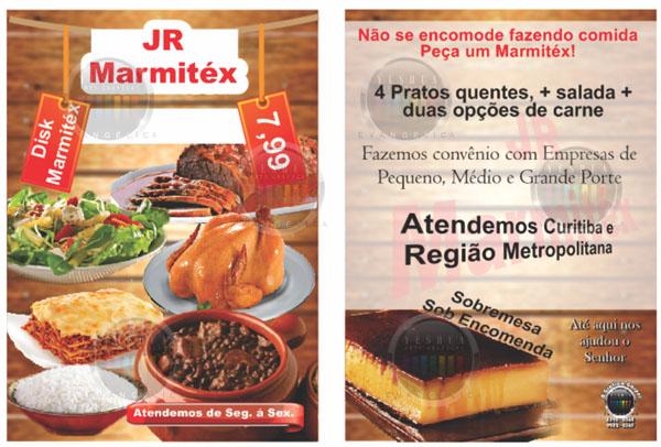 Modelos de panfletos um mais belo do que o outro for Modelos de restaurantes