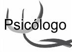 Cartão de Visita Psicologia - Psicologo